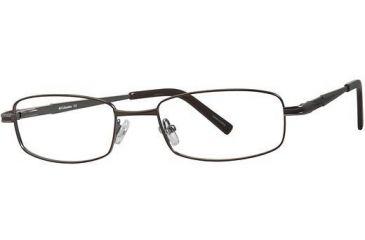 Columbia Palomar Eyeglass Frames - Frame Brown/Gunmetal, Size 53/19mm CBPALOMAR03