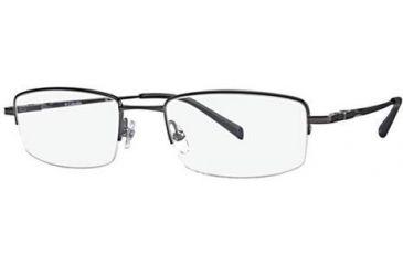 Columbia Panther Ridge 105 Single Vision Prescription Eyeglasses - Frame Gunmetal Gloss, Size 52/19mm CBPNTHRRDG10501