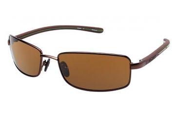Columbia Ripsaw 200 Bifocal Prescription Sunglasses CBRIPSAW20002 - Frame Color Matte Grappa/Grappa
