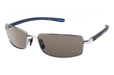 Columbia Ripsaw 200 Single Vision Prescription Sunglasses CBRIPSAW20003 - Frame Color Silver / Black