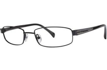 Columbia Riverbend 102 Eyeglass Frames - Frame Black, Size 53/18mm CBRIVERBEND10203