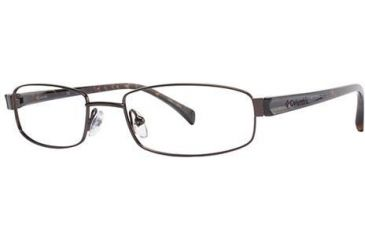 Columbia Riverbend 102 Bifocal Prescription Eyeglasses - Frame Brown, Size 53/18mm CBRIVERBEND10201