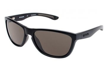 Columbia Saugutuck Bifocal Prescription Sunglasses CBSAUGUTUCK01 - Frame Color Matte Black
