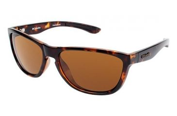 Columbia Saugutuck Single Vision Prescription Sunglasses CBSAUGUTUCK02 - Frame Color Tortoise