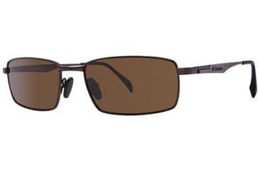 Columbia Silverton 38 Sunglasses - Frame Dark Gunmetal/Smoke, Size 57/18mm CBSILVERTON38PZ02