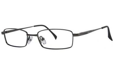 Columbia Spring Creek 104 Progressive Prescription Eyeglasses - Frame Shiny Gunmetal, Size 47/16mm CBSPRINGCRK10401