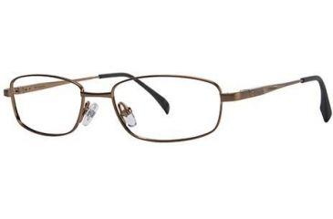 Columbia Spring Creek 105 Eyeglass Frames - Frame Brushed Twig, Size 48/15mm CBSPRINGCRK10501