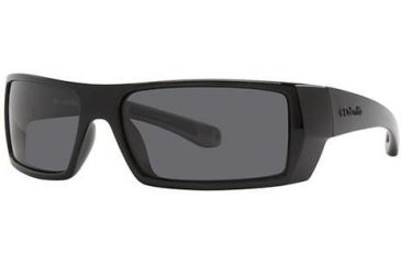 Columbia Stone Mountain Sunglasses - Frame Shinny Black, Size 61/16mm CBSTONE01