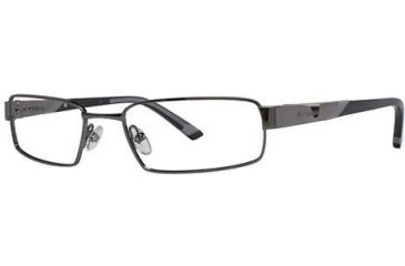 Columbia Sublimity 140 Bifocal Prescription Eyeglasses - Frame Gunmetal, Size 53/18mm CBSUBLIMITY14002
