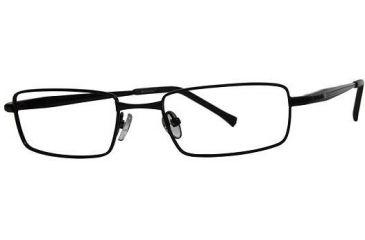 Columbia Tahoe Eyeglass Frames - Frame Semi Matte Black, Size 51/19mm CBTAHOE01
