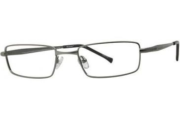 Columbia Tahoe Eyeglass Frames - Frame Semi Matte Silver, Size 51/19mm CBTAHOE03