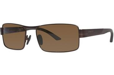 Columbia TALUS Bifocal Prescription Sunglasses CBTALUS02 - Frame Color Med Brown/Brown