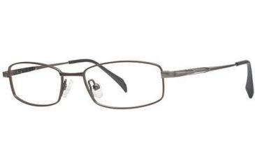 Columbia Taylor Creek 100 Eyeglass Frames - Frame Matte Grappa, Size 46/15mm CBTAYLCREEK10001