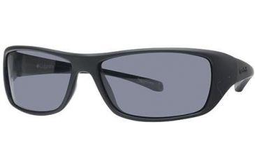 Columbia Thunderstorm Progressive Prescription Sunglasses CBTHUNDERSTRMPZ301 - Frame Color: Matte Black