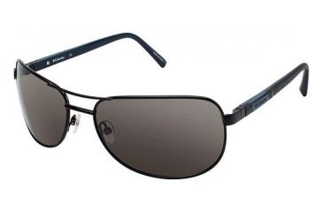 Columbia TIMPANOGAS Sunglasses - Frame MATTE BLACK/BLACK, Lens Color Smoke, Size 63/17mm CBTIMPANOGAS02