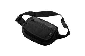 Command Arms Accessories Large Covert 2 Fanny Pack Holster, Black 5012