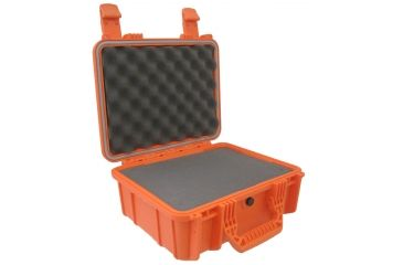 Condition 1 075 Airtight Case with Foam, Orange, Medium H075ORAF8542AC2