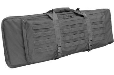 Condor 42in Double Rifle Case, Black 152-002