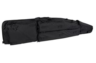 Condor 52in Sniper Drag Bag Soft Gun Cases Black 111107 002