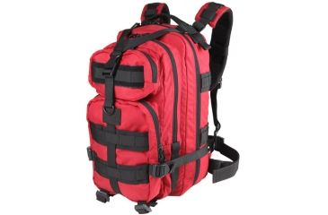 Condor Compact Assault Pack, Red 126-010