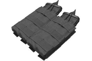 Condor Double M4/M16 Open Top Mag Pouch, Black MA19-002