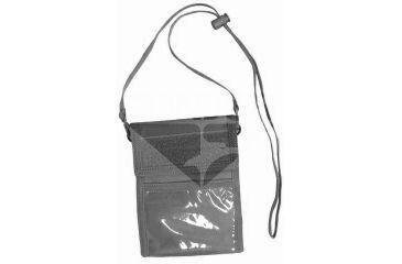 Condor Passport / ID Holder, Black 208-002