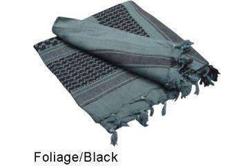 Condor SheMagh 100% Cotton, Foliage/Black 201-006