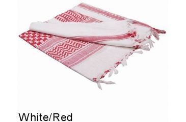 Condor SheMagh 100% Cotton, Red/White 201-004