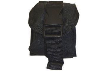 Condor Single Frag Grenade Pouch, Black MA15-002
