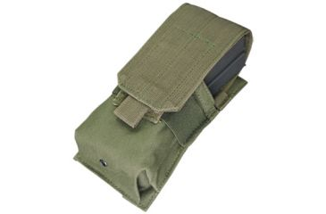 Condor Single M4 Mag Pouch, Olive Drab MA5-001