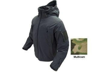 Condor Summit Softshell Jacket Multicam, L 602-008-L