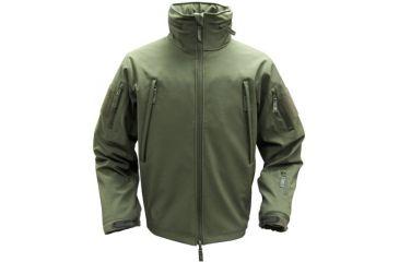 Condor Summit Softshell Jacket Olive Drab, L 602-001-L