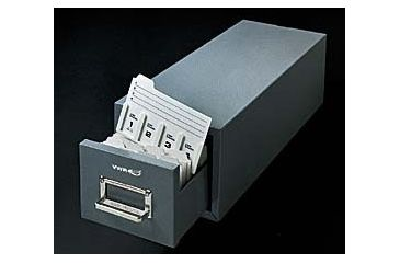 Control Company Micro Slide Cabinets and Holders, Steel 1008 Micro Slide Holders