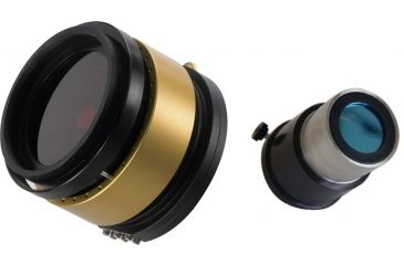 Coronado SolarMax II 90mm H-a Filter w/ TMax Tuner and 30mm Blocking Filter