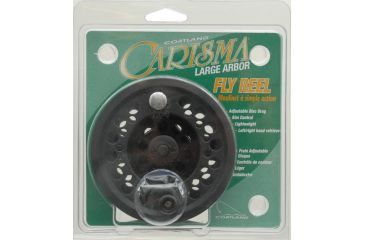 Cortland Line Carisma Fly Reel 8/9 Clam 039227