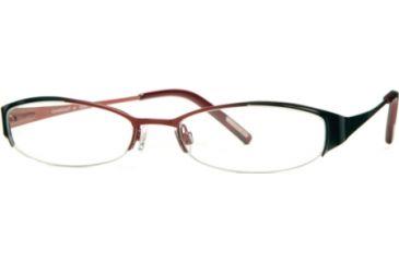 Cover Girl CG0360 Eyeglass Frames - 0BR Frame Color