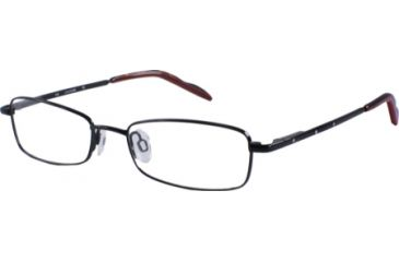 Cover Girl CG0378 Eyeglass Frames - Matte Black Frame Color