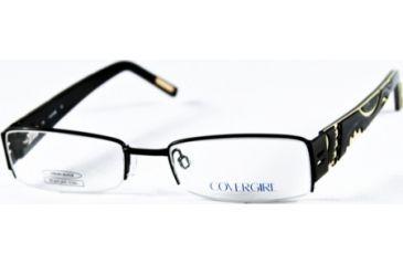 Cover Girl CG0379 Eyeglass Frames - Matte Black Frame Color