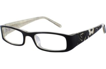 Cover Girl CG0383 Eyeglass Frames - Black Frame Color