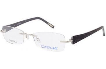 Cover Girl CG0390 Eyeglass Frames - 010 Frame Color