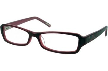 Cover Girl CG0396 Eyeglass Frames - Bordeaux Frame Color