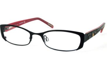 Cover Girl CG0397 Eyeglass Frames - Matte Black Frame Color