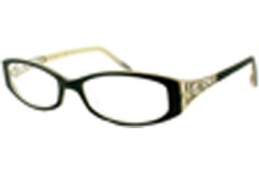 Cover Girl CG0419 Eyeglass Frames - Black Frame Color