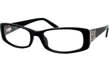 Cover Girl CG0422 Eyeglass Frames - Shiny Black Frame Color