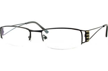 Cover Girl CG0423 Eyeglass Frames - Matte Black Frame Color