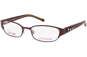 Cover Girl CG0424 Eyeglass Frames Up To 17% OFF