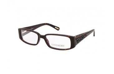 Cover Girl CG0430 Eyeglass Frames - Havana Frame Color