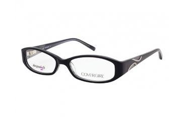 Cover Girl CG0431 Eyeglass Frames - Black Frame Color
