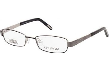 Cover Girl CG0504 Eyeglass Frames - Matte Black Frame Color