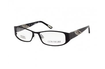 Cover Girl CG0511 Eyeglass Frames - Matte Black Frame Color